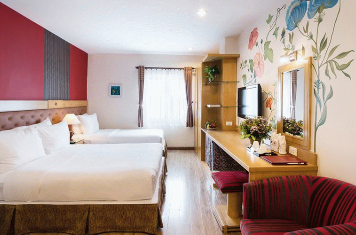 Bilde av hotellet Asian Ruby Select - nummer 1 av 17