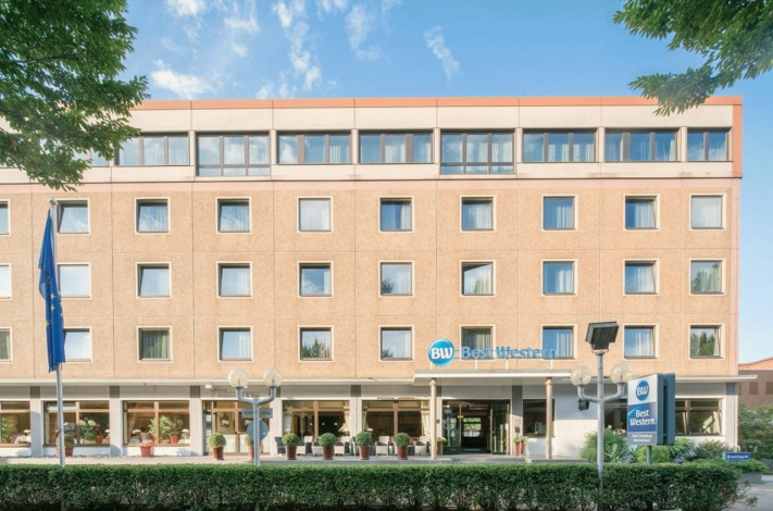 Bilde av hotellet Best Western Hotel Hamburg International - nummer 1 av 10
