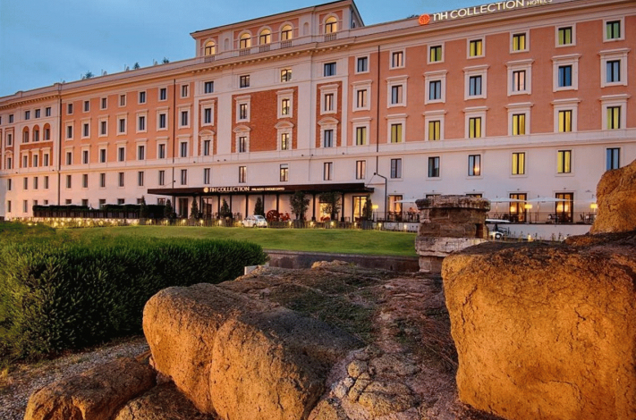 Bilde av hotellet NH Collection Roma Palazzo Cinquecento - nummer 1 av 20