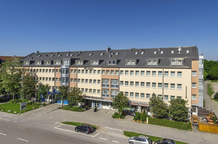 Bilde av hotellet NH Munchen City Sud (ex NH Munchen am Ring) - nummer 1 av 16