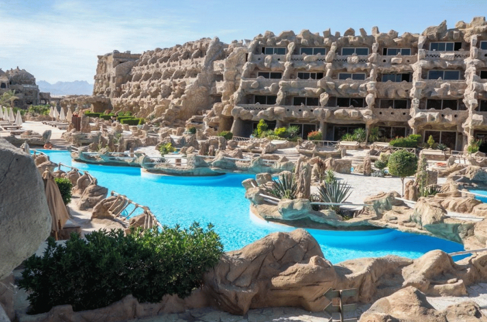 Bilde av hotellet Caves Beach Resort Hurghada - nummer 1 av 26
