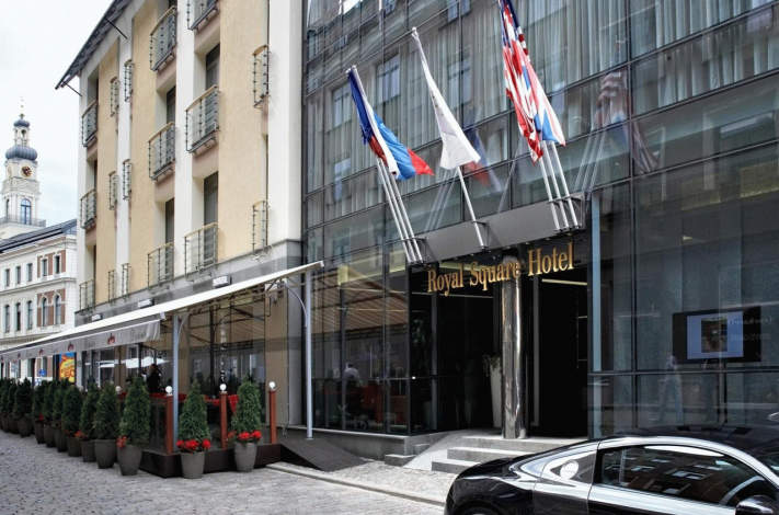Bilde av hotellet Royal Square Hotel and Suites - nummer 1 av 12