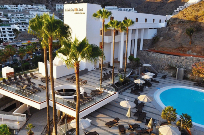 Bilde av hotellet Holiday Club Puerto Calma - nummer 1 av 13