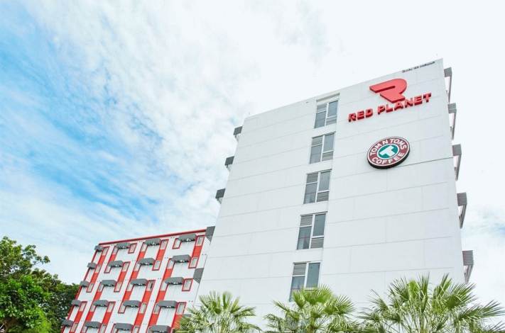 Bilde av hotellet Red Planet Pattaya - nummer 1 av 13