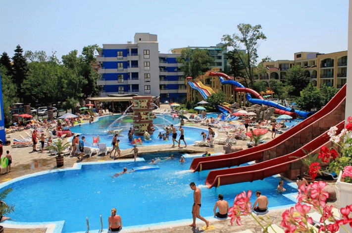 Bilde av hotellet Kuban Resort and Aquapark - nummer 1 av 9