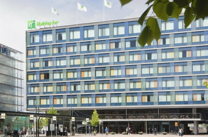 Bilde av hotellet Holiday Inn Helsinki City Centre - nummer 1 av 20