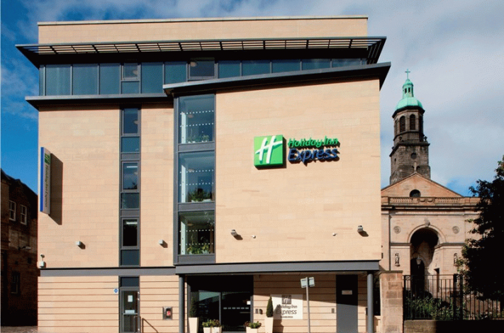 Bilde av hotellet Holiday Inn Express Edinburgh Royal Mile - nummer 1 av 10