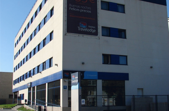 Bilde av hotellet Travelodge Barcelona Fira (ex Travelodge Hospitale - nummer 1 av 4