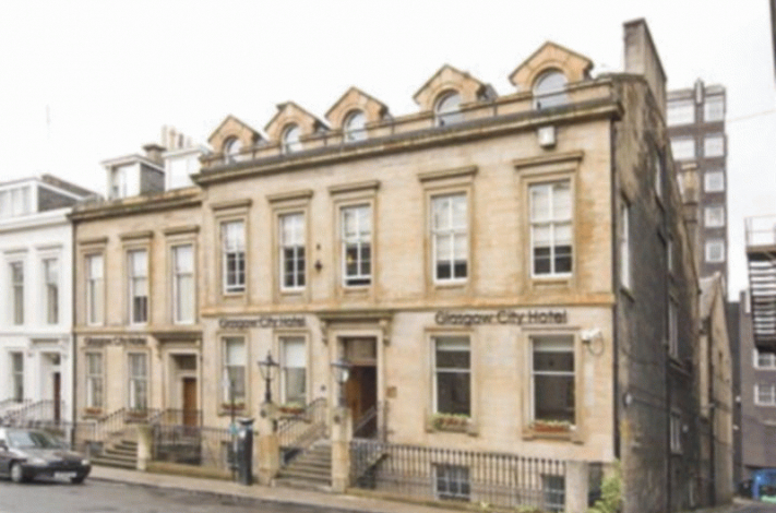 Bilde av hotellet Best Western Glasgow City - nummer 1 av 3