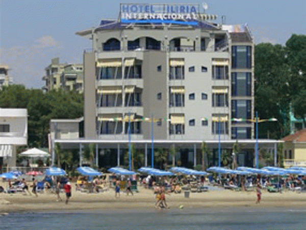 Bilde av hotellet International Iliria Hotel - nummer 1 av 20