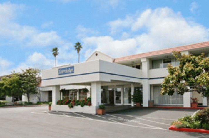 Bilde av hotellet Monterey Bay Travelodge (ex Travelodge Monterey Ca - nummer 1 av 6