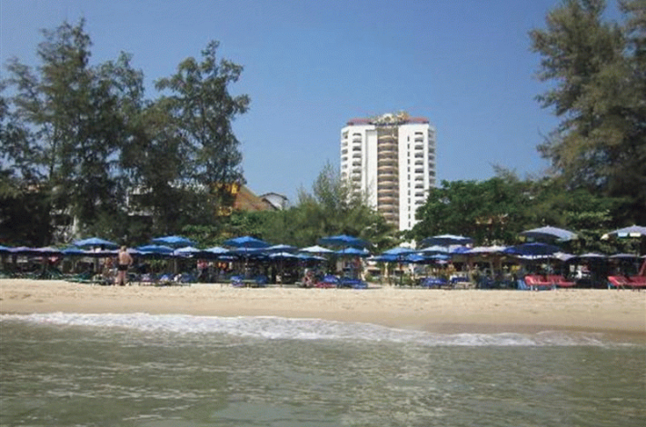 Bilde av hotellet Golden Beach Cha Am - nummer 1 av 22
