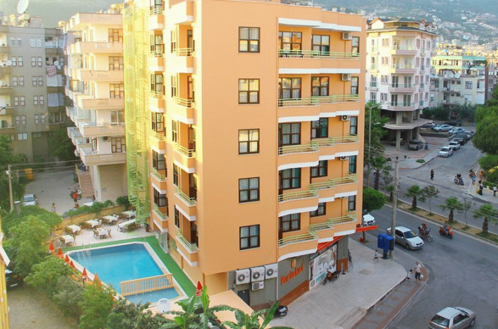 Bilde av hotellet Happy Homes Apartments (ex Hatipoglu Apartments) - nummer 1 av 13