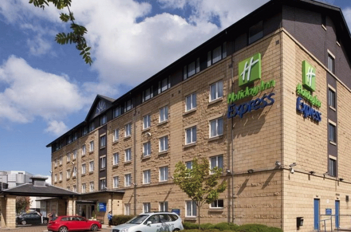 Bilde av hotellet Holiday Inn Express Edinburgh Waterfront - nummer 1 av 9
