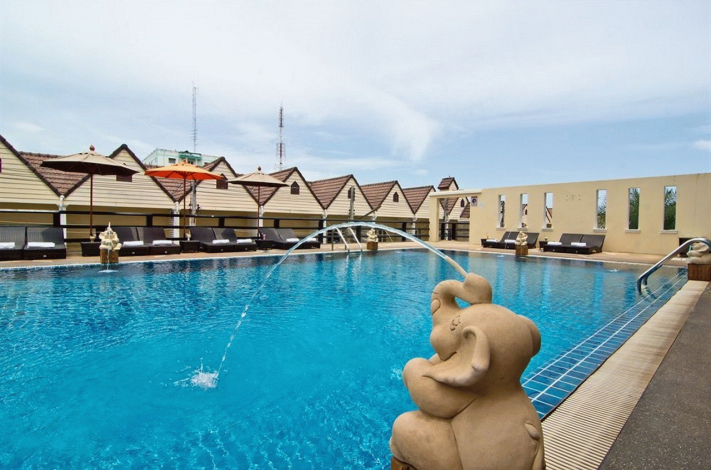 Bilde av hotellet Golden Sea Pattaya Hotel - nummer 1 av 20
