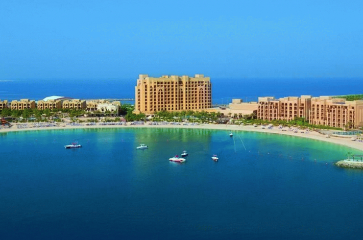 Bilde av hotellet Double Tree by Hilton Marjan Island Resort and Spa - nummer 1 av 29