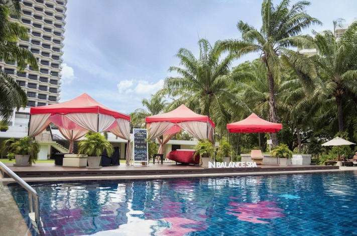 Bilde av hotellet Novotel Hua Hin Cha Am Beach Resort and Spa - nummer 1 av 21