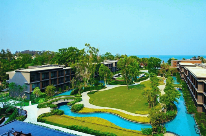 Bilde av hotellet Hua Hin Marriott Resort & Spa - nummer 1 av 20
