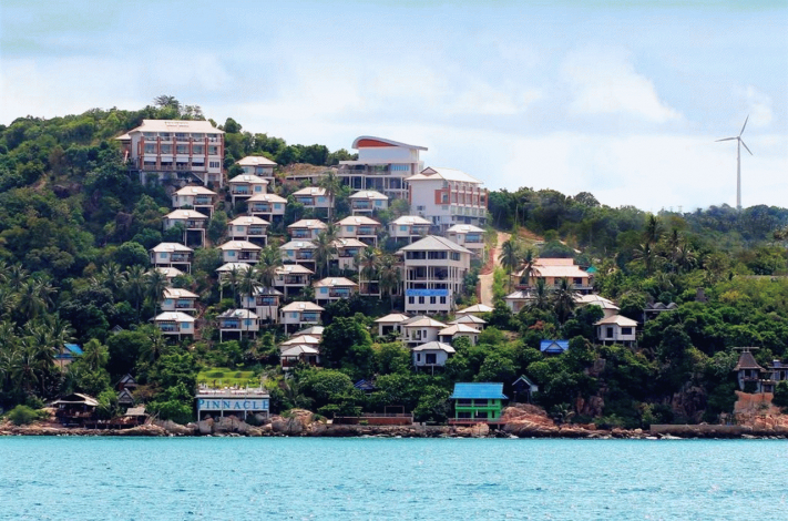 Bilde av hotellet Pinnacle Koh Tao Resort - nummer 1 av 22