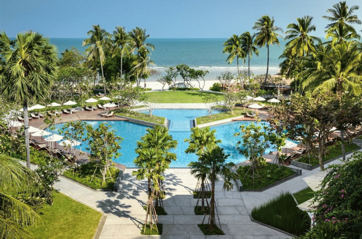 Bilde av hotellet The Regent Cha Am Beach Resort - nummer 1 av 22