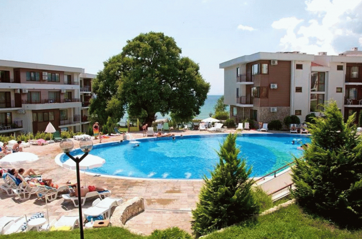 Bilde av hotellet Messambria Fort Beach - nummer 1 av 20