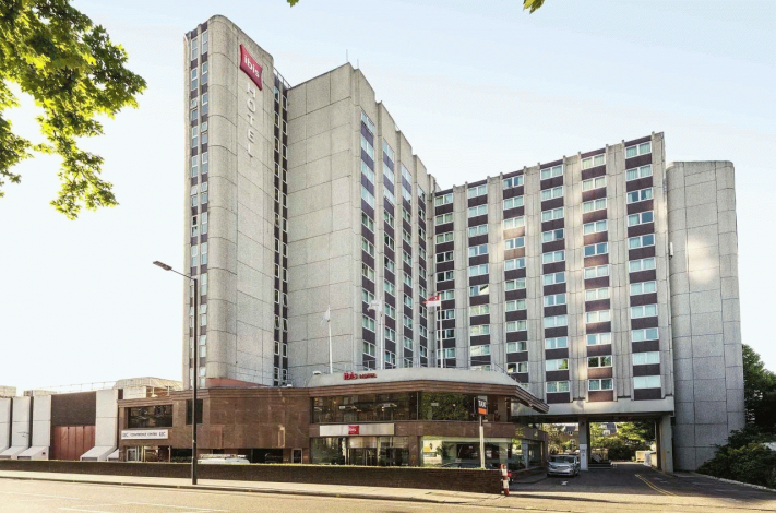 Bilde av hotellet Ibis London Earls Court - nummer 1 av 12
