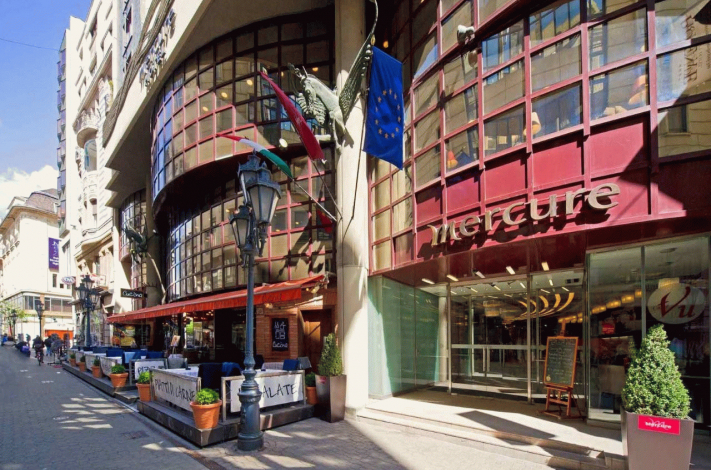 Bilde av hotellet Mercure City Center - nummer 1 av 12