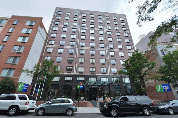 Bilde av hotellet Holiday Inn Express Midtown West - nummer 1 av 10