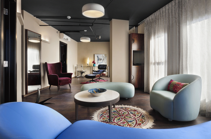 Bilde av hotellet Port and Blue TLV Boutique Suites Hotel - nummer 1 av 20