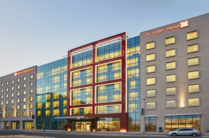Bilde av hotellet Hilton Garden Inn Mall of the Emirates - nummer 1 av 23