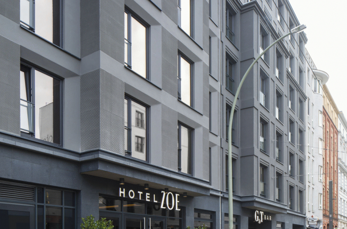 Bilde av hotellet Hotel ZOE by AMANO GROUP - nummer 1 av 20