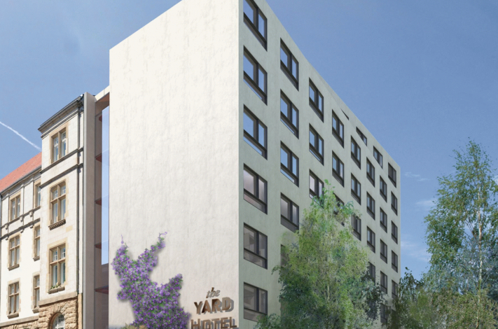 Bilde av hotellet Hotel the YARD - nummer 1 av 14