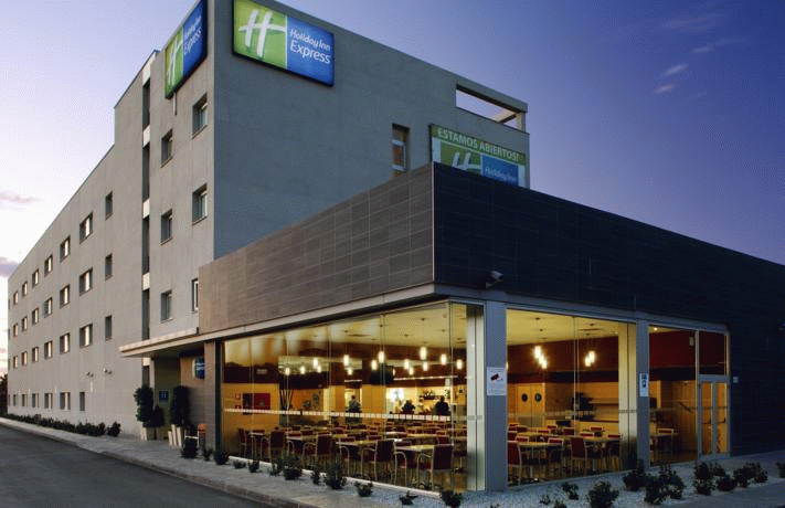 Bilde av hotellet Holiday Inn Express Malaga Airport - nummer 1 av 18