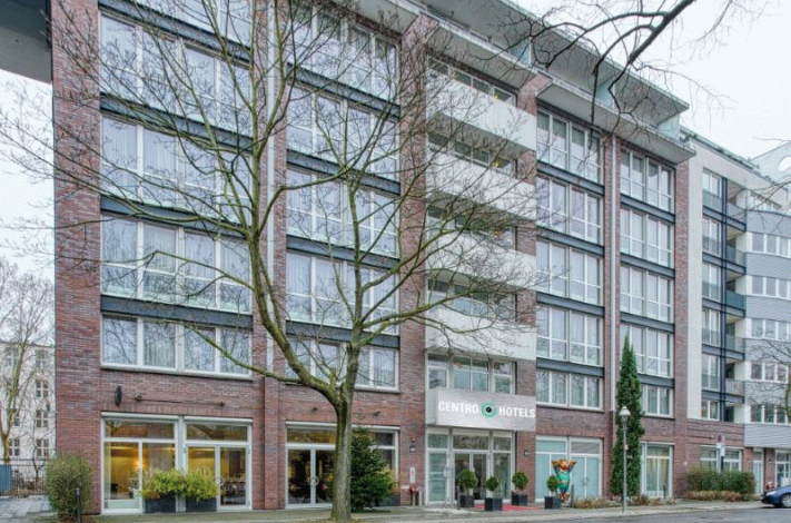 Bilde av hotellet Centro Hotel Berlin City West - nummer 1 av 11