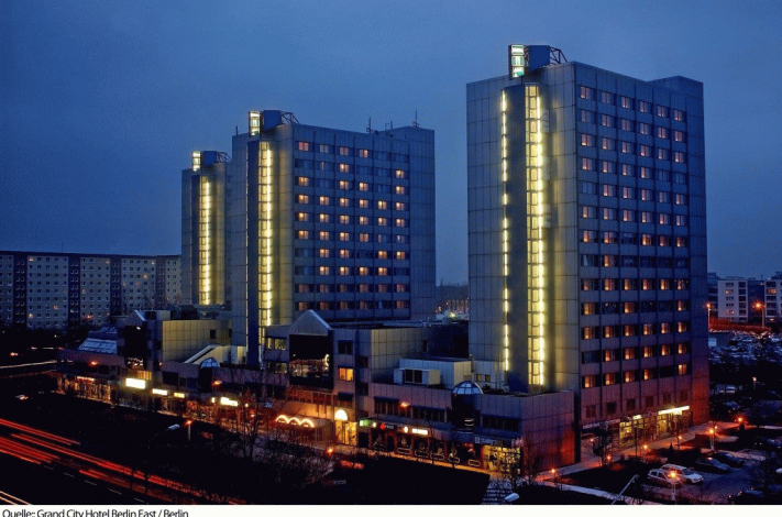 Bilde av hotellet City Hotel Berlin East - nummer 1 av 11