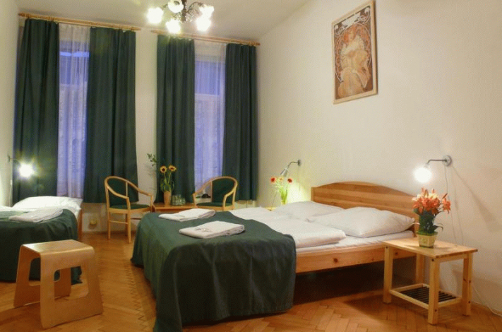 Bilde av hotellet Pension Prague City - nummer 1 av 19