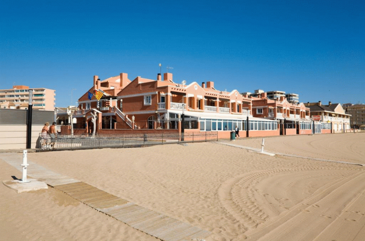 Bilde av hotellet Lloyds Beach Club - nummer 1 av 22