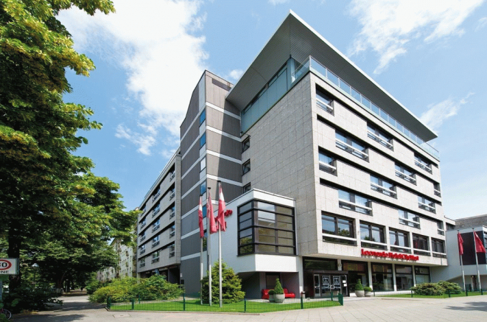 Bilde av hotellet Leonardo Hotel Berlin City West - nummer 1 av 11