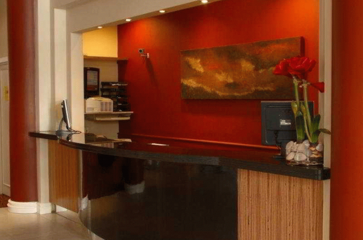 Bilde av hotellet Thistle Express London Luton - nummer 1 av 18