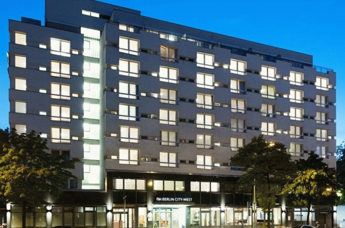 Bilde av hotellet NH Berlin City West - nummer 1 av 5