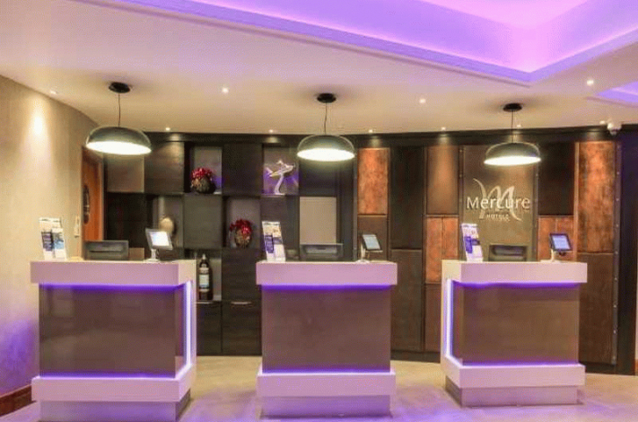 Bilde av hotellet Mercure London Heathrow Hotel - nummer 1 av 25