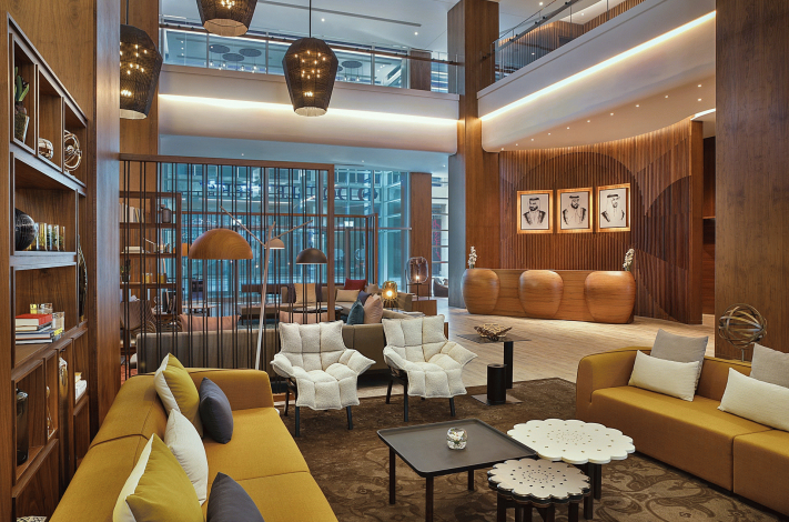 Bilde av hotellet DoubleTree by Hilton Dubai – Downtown Business Bay - nummer 1 av 11