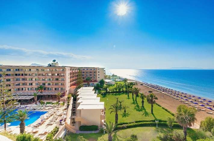 Bilde av hotellet Blue Star Sun Beach Resort - nummer 1 av 33
