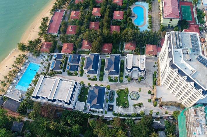 Bilde av hotellet Thien Thanh Resort - nummer 1 av 19