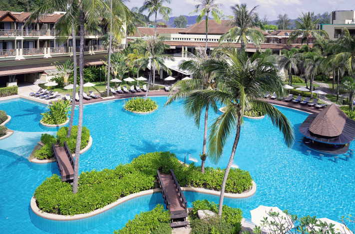 Bilde av hotellet Blue Star Phuket Marriott Resort & Spa, Merlin Beach - nummer 1 av 36